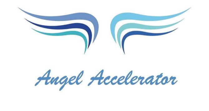 エンジェルアクセラレーターのロゴを示した画像です