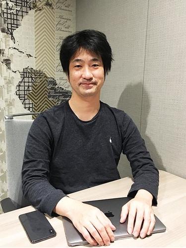 多田氏の画像です