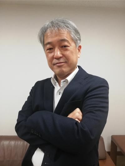 藤本氏近影の画像です
