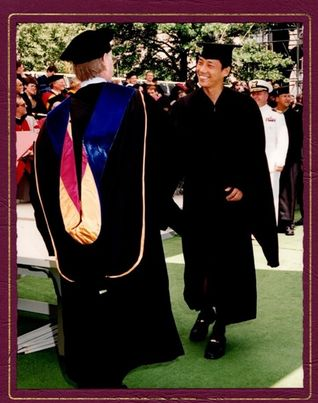 MIT Sloan School卒業式の画像です