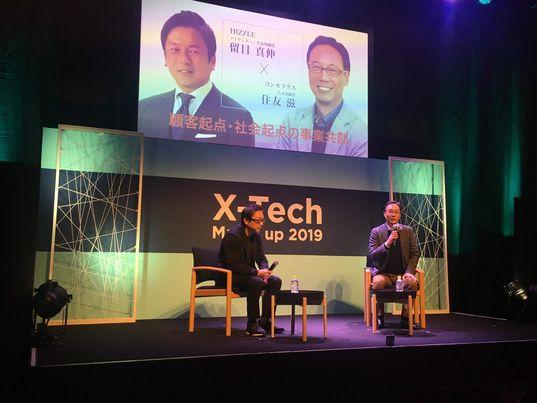 X-Tech Matchup 2019の画像です
