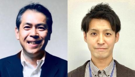 三井住友海上火災保険・藤田健司氏、齋數一平氏の画像です