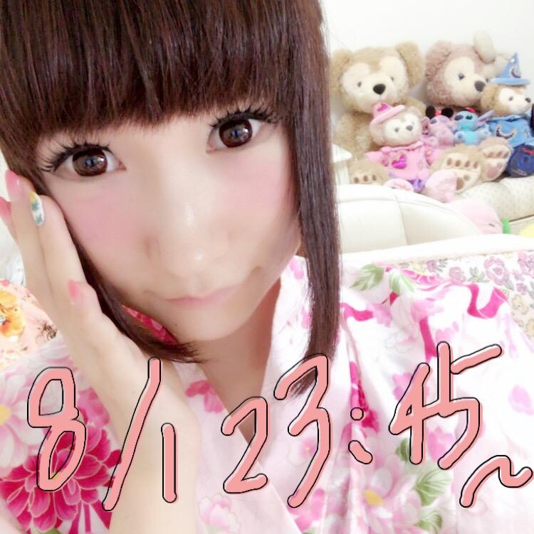 【祝】8/1(火)vほのかvちゃんお誕生日パーチャ!