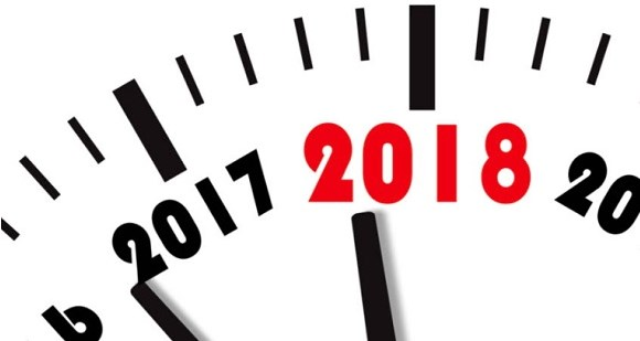 【2017→2018】年末年始イベントスケジュール!