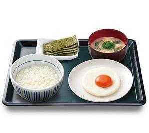 ゴーゴー朝定食!!