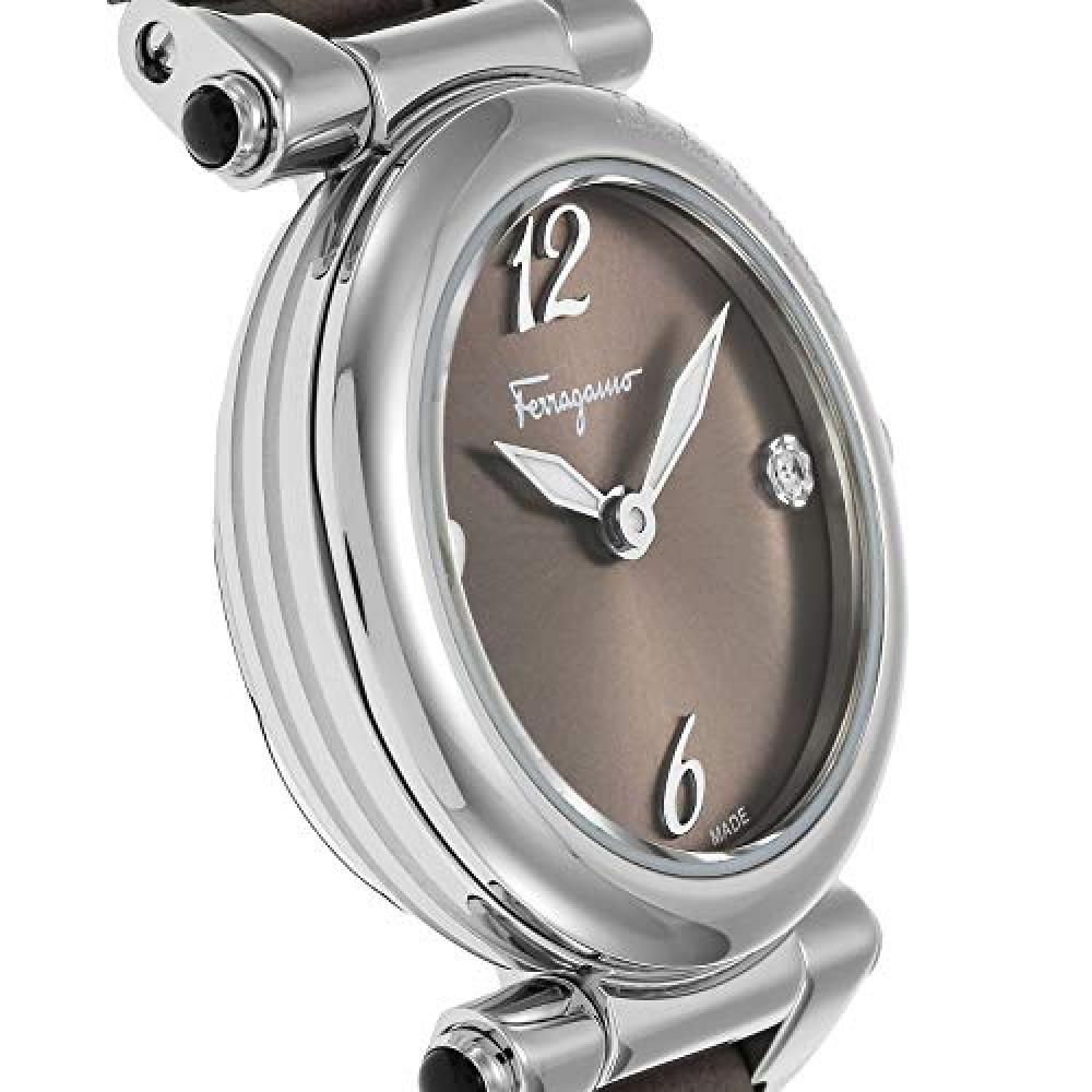 [Salvatore Ferragamo] Watch IDILLIO SFEY00219 Ladies Gray