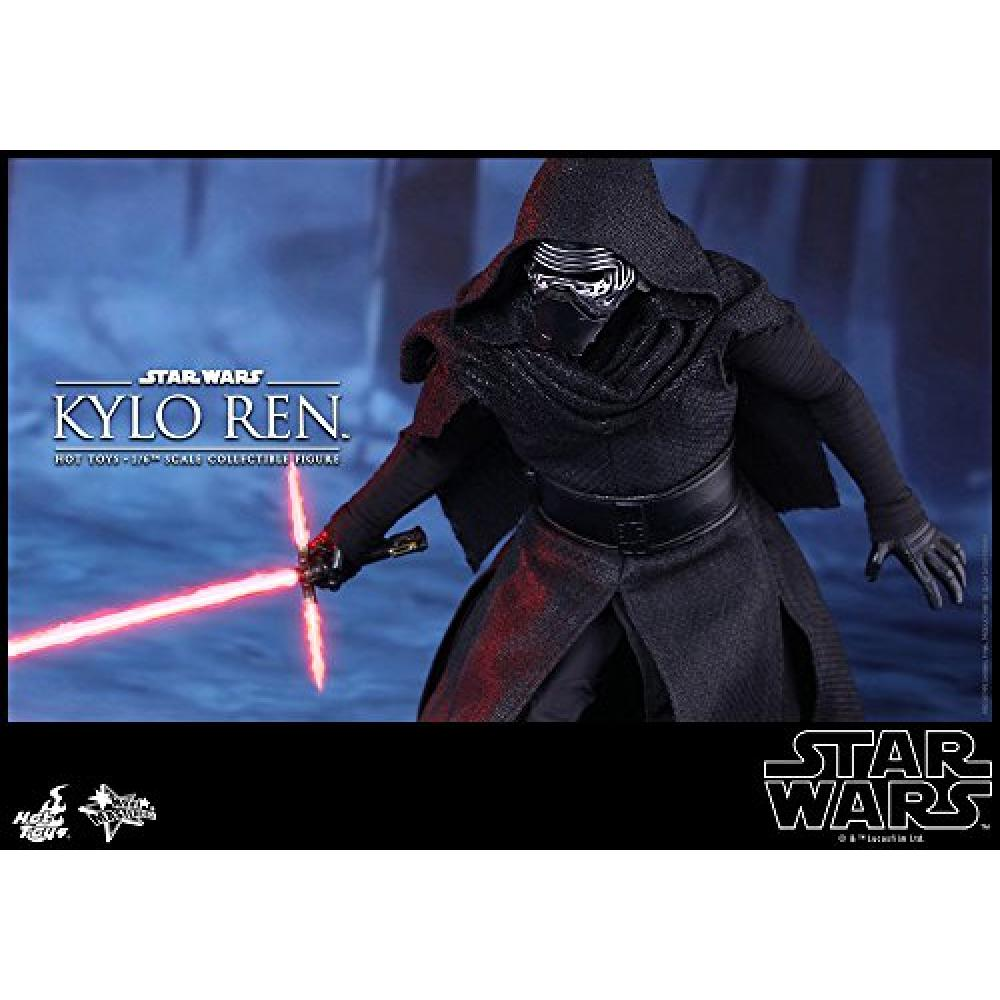 Movie Masterpiece Star Wars / Force of arousal Cairo Ren 1/6 scale plastic painted action figure