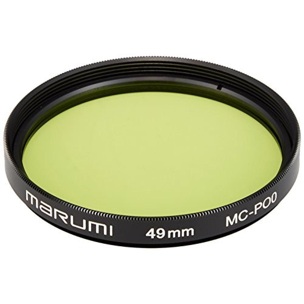 Filter for MARUMI camera MC-PO0 49mm black-and-white photographic 008068
