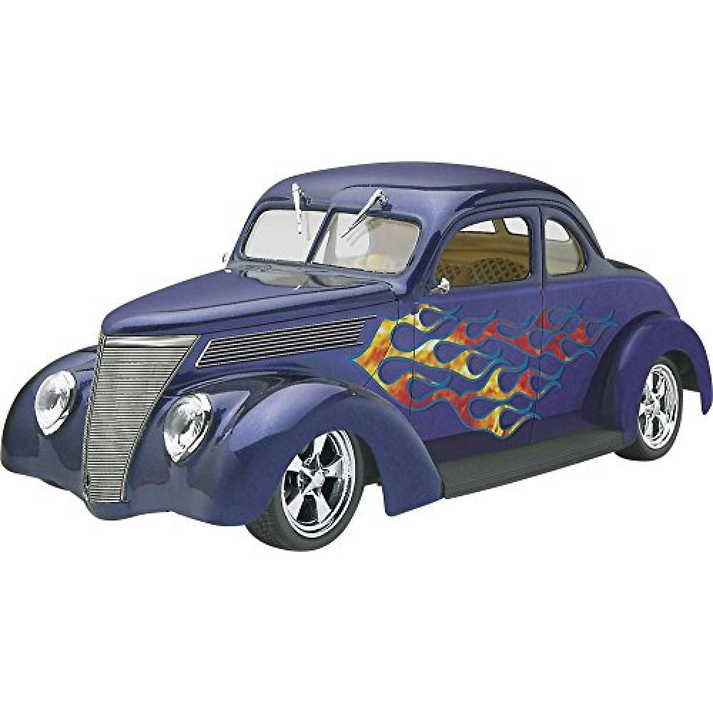 America level 1/24 37 Ford coupe street rod 04097 Plastic