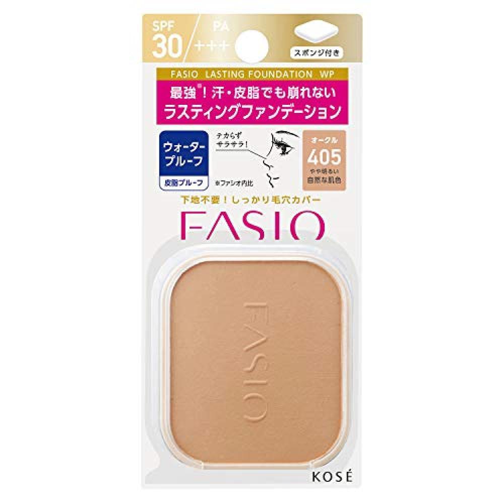 Fasio Lasting Foundation WP Ocher 405 10g