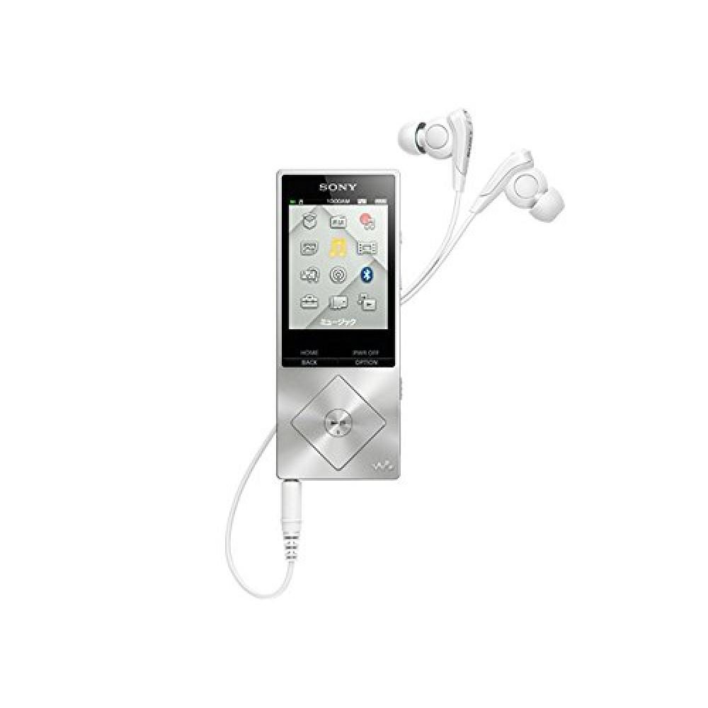 SONY Walkman A series 64GB High resolution sound source compatible Silver NW-A17/S
