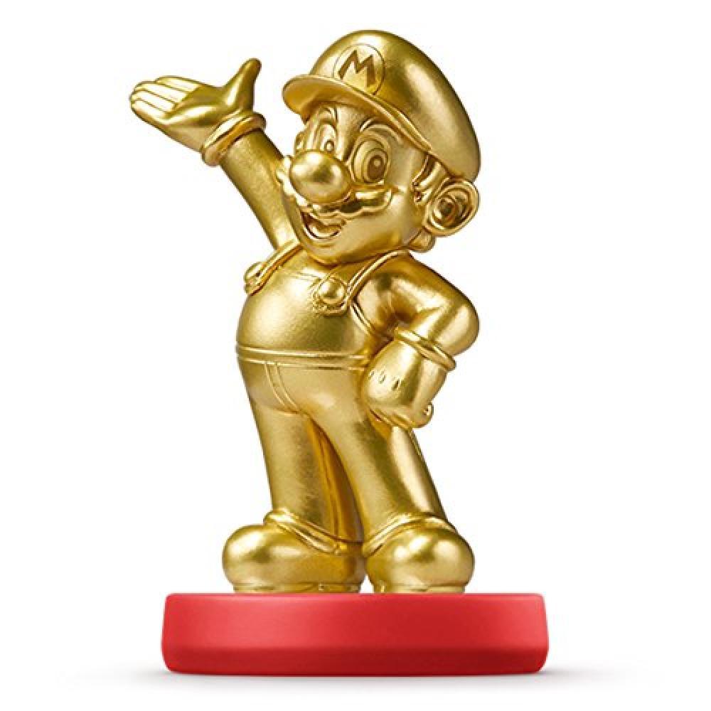 amiibo Mario [Gold Ver.] (Super Mario series)