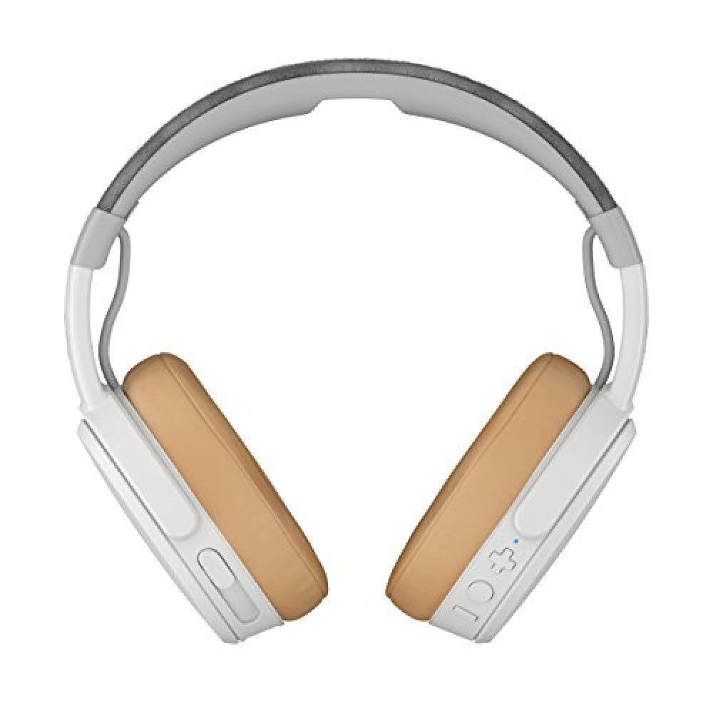 Skullcandy Crusher Wireless Wireless headphones Bluetooth compatible GRAY/TAN A6CRW-K590(S6CRW-K590)