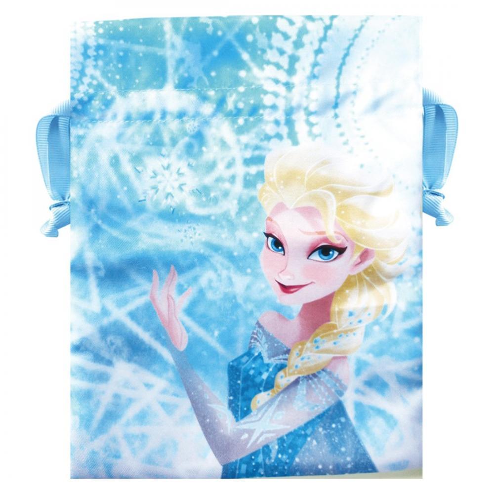 Disney Elsa travel purse about H27cm x W21cm APDS1650