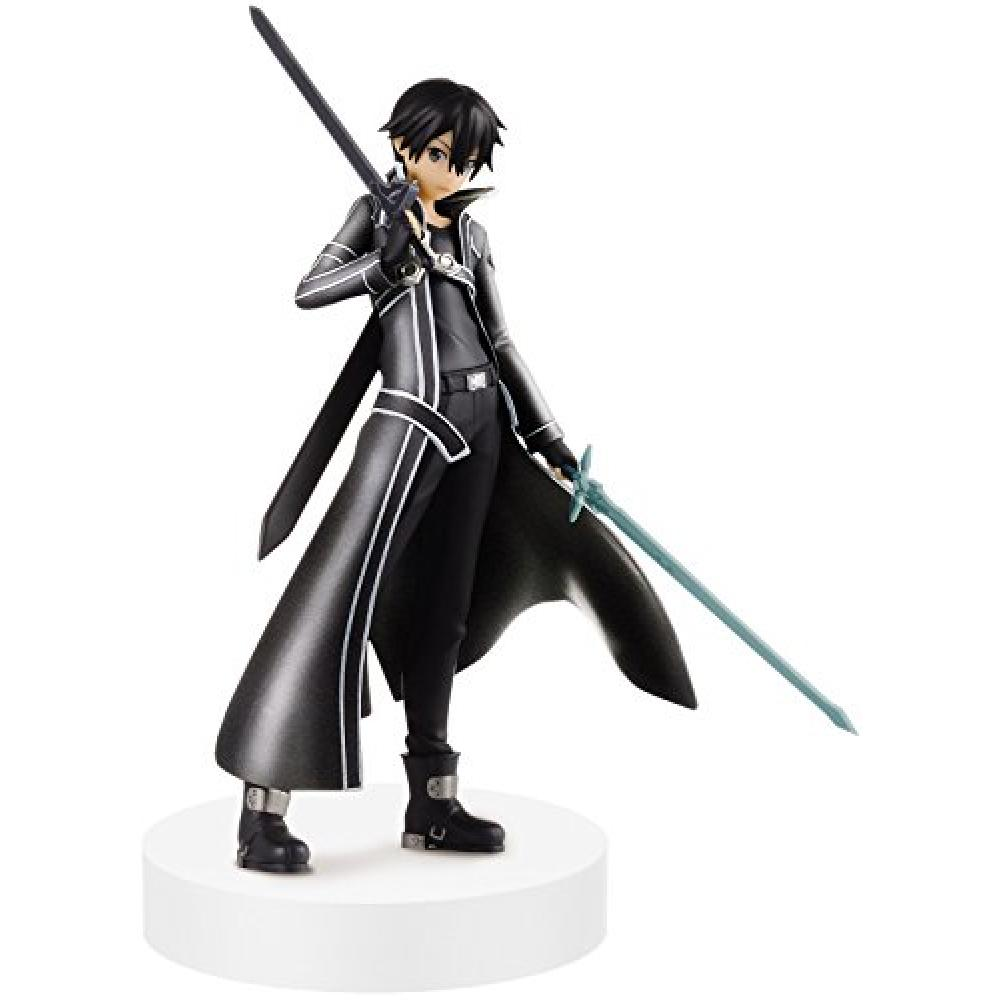 Sword Art Online Kirito Figure A. Kirito Costume Part Pearl Specifications (Prize)