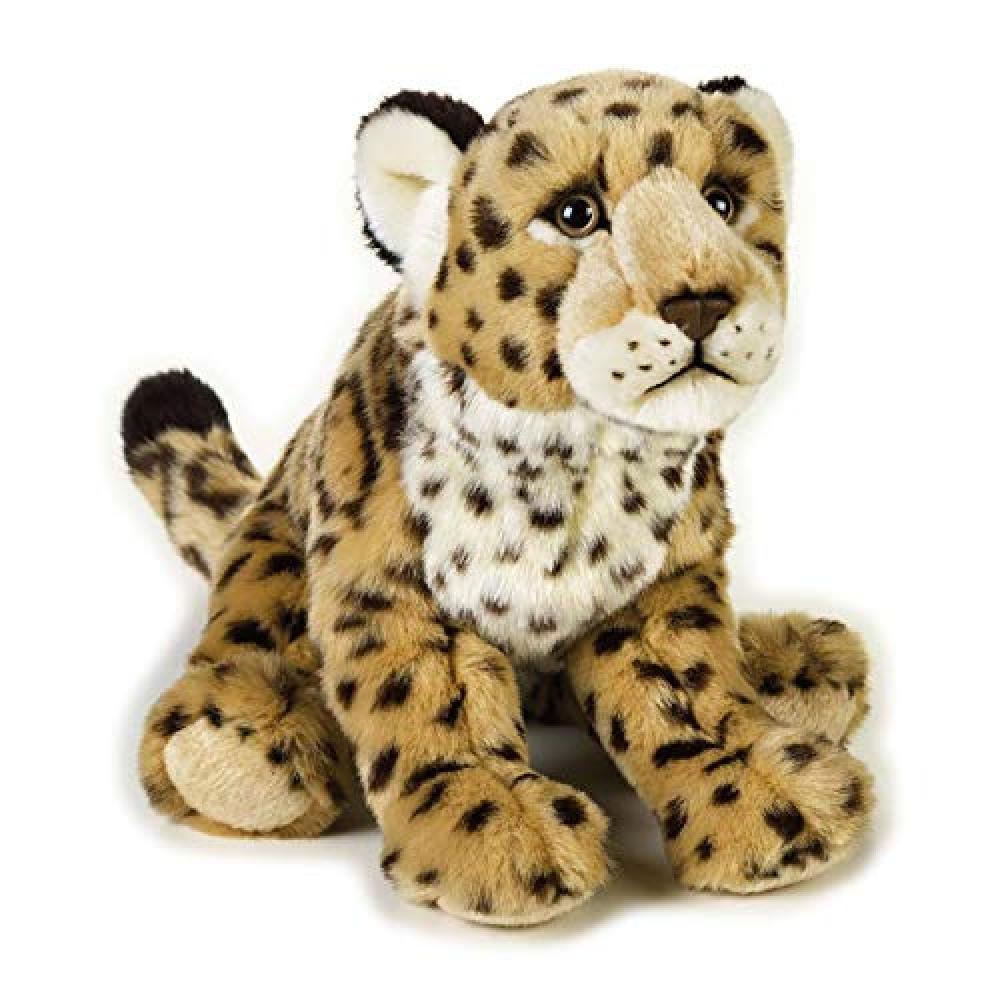 National Geographic stuffed jaguar 25cm 770747