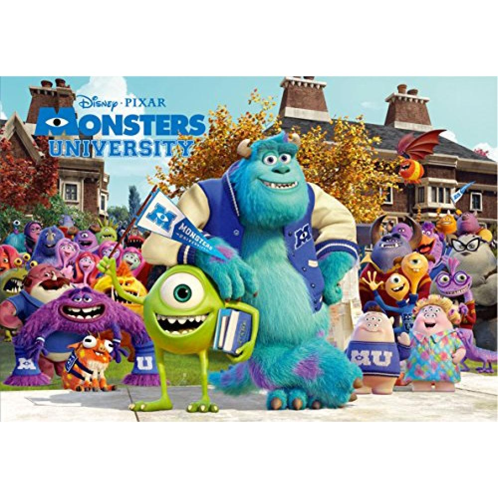 1000 Piece Jigsaw Welcome to Monsters University (51x73.5cm)