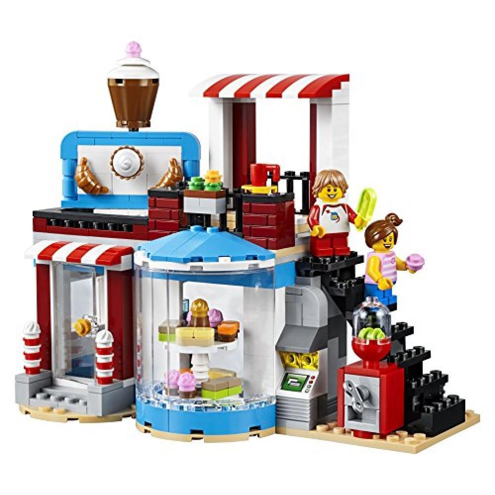LEGO (LEGO) creator cake shop (modular) 31077