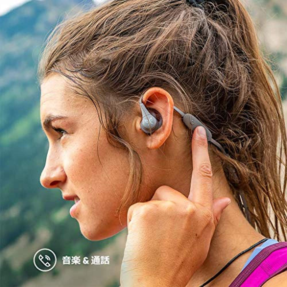 Jaybird X4 Wireless Earphone Bluetooth/Waterproof/Sweatproof compatible (IPX7)/Continuous playback 8 hours/Sports compatible Alpha Metallic JBD-X4-001AMJ