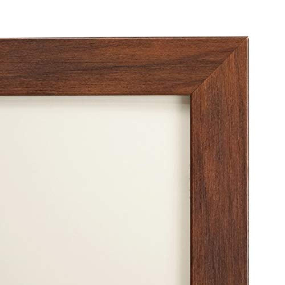 VANJOH mini colored paper frame Brown 106041 Compatible size: 122 x 137 mm MSHI-BR