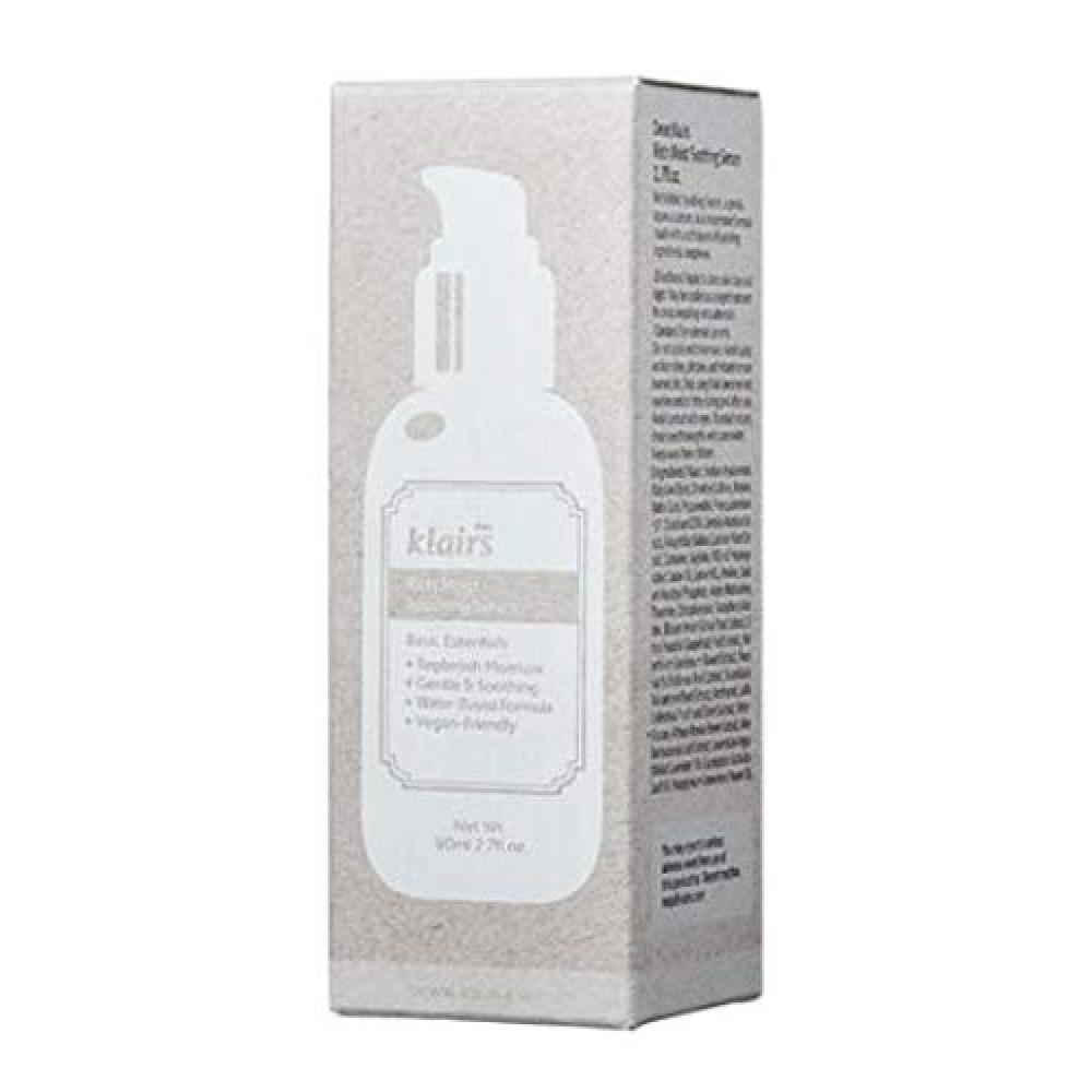 [CLEARS] Rich Moist Soothing Serum (80ml)|Korean Cosmetics, Moisture Serum, Moisture Ampoule, Moisture Essence, Beauty Serum, Hydration, Soothing Serum|[dear,klairs] Rich Moist Soothing 80ml