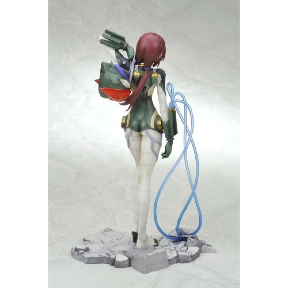 Kotobukiya Rebuild of Evangelion Makinami Mari Illustrious Plug Suit style. 1/7 scale PVC painted finished product