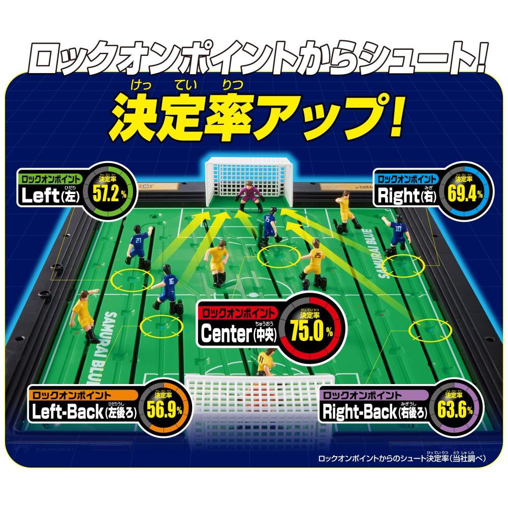 Soccer panel lock-on striker DX overhead Special soccer Japan representative ver. [Japan Toy Awards 2019 Boys Toy Division Excellence Award]