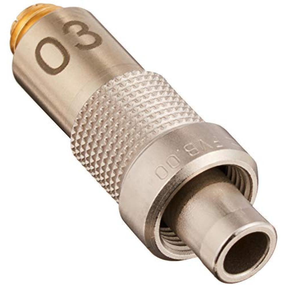 DPA DAD6003 conversion adapter MicroDot to 3-pin Lomo
