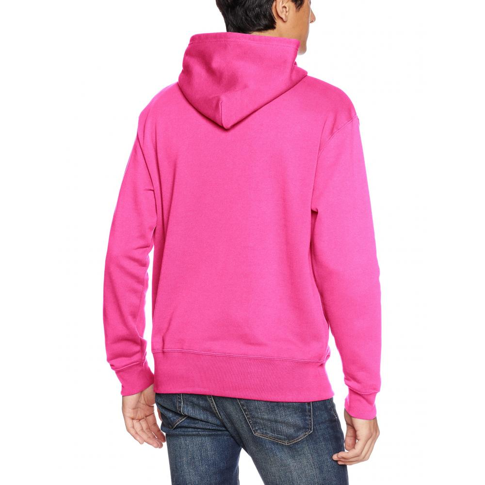 (United Athle) UnitedAthle 10.0 oz Sweat pullover hoodie (back pile) 521401 511 tropical pink XXL