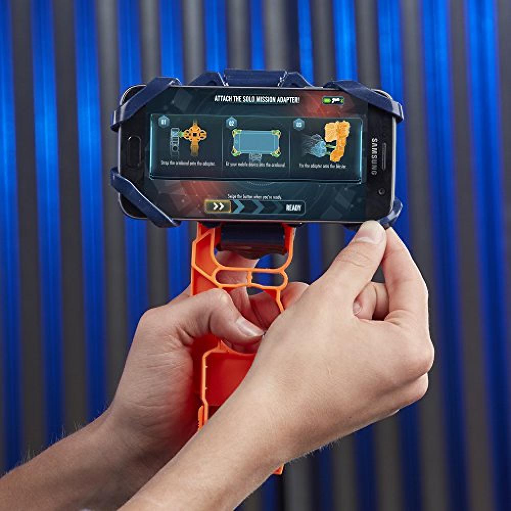 Nafu laser Ops pro-alpha point E2280 LASER TAG® technology installed