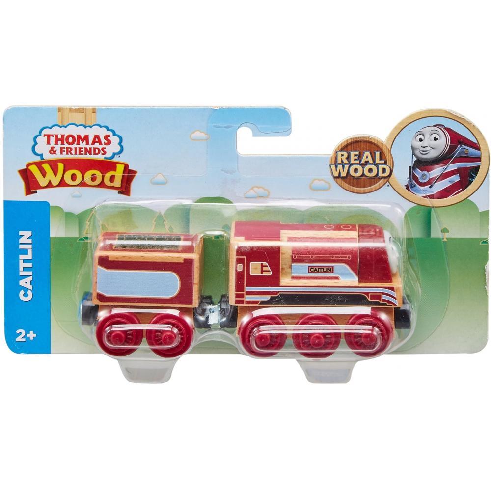 Thomas the Tank Engine wooden rail series Caitlin FHM47