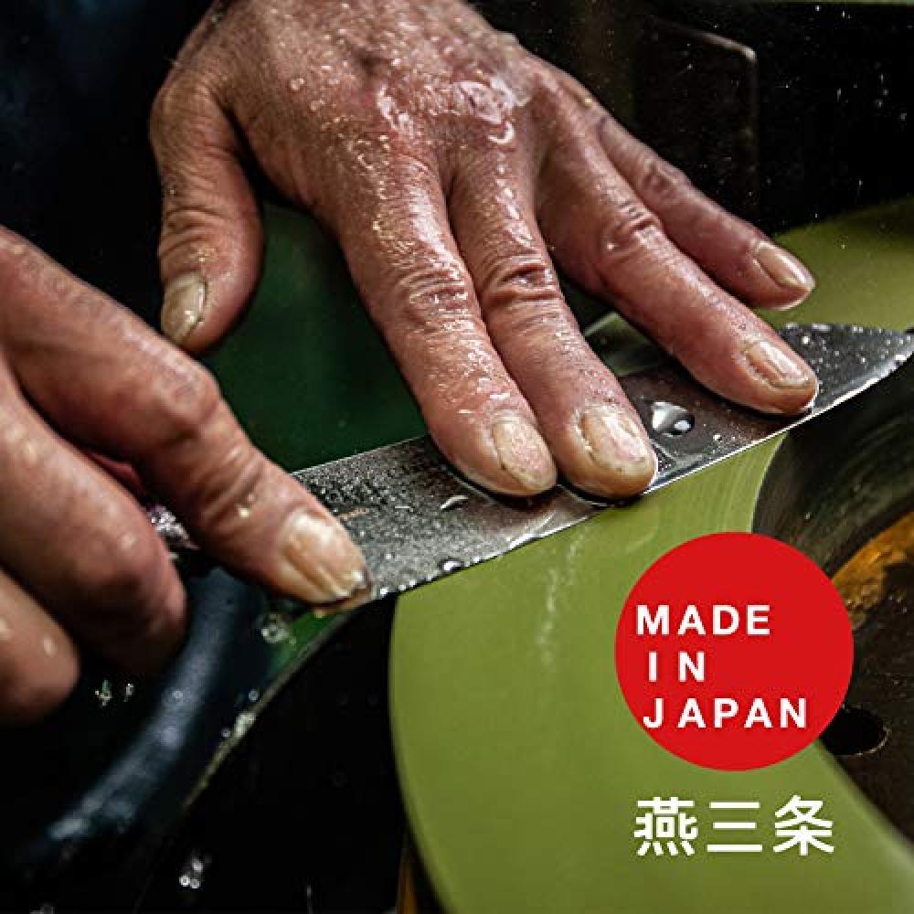 Shimomura Kogyo Neo Verdun Middle Santoku Knife 145mm NVD-05