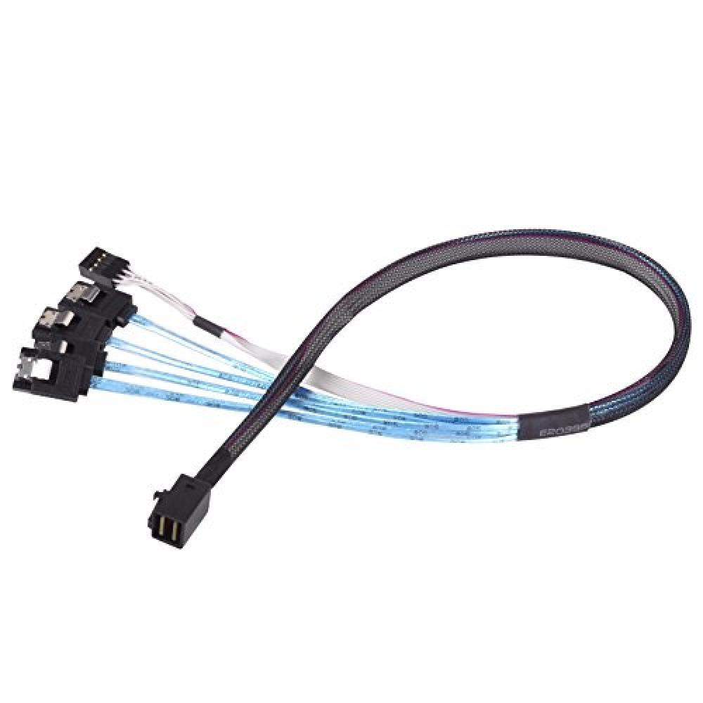 SilcerStone Mini-SAS HD Cable SST-CPS05