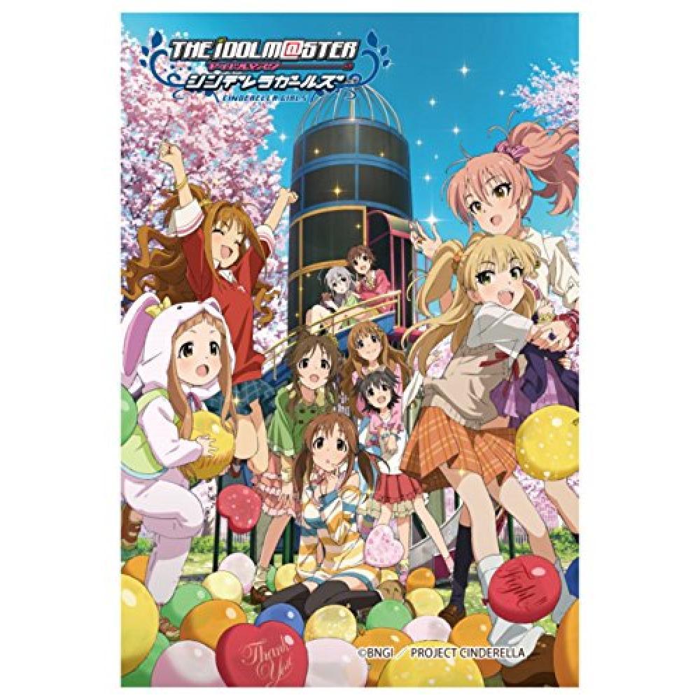 Idolmaster Cinderella Girls Square magnet C