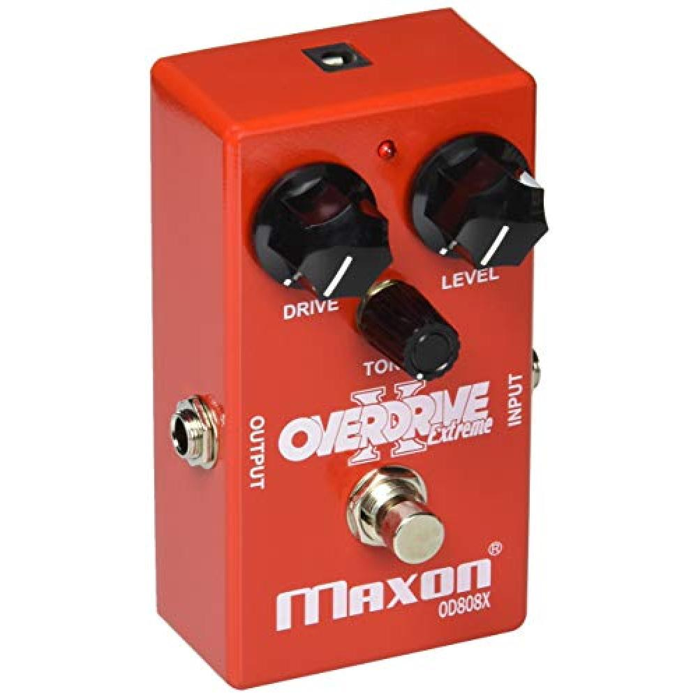Maxon Guitar Effects Overdrive Extreme Distortion Overdrive OD808X