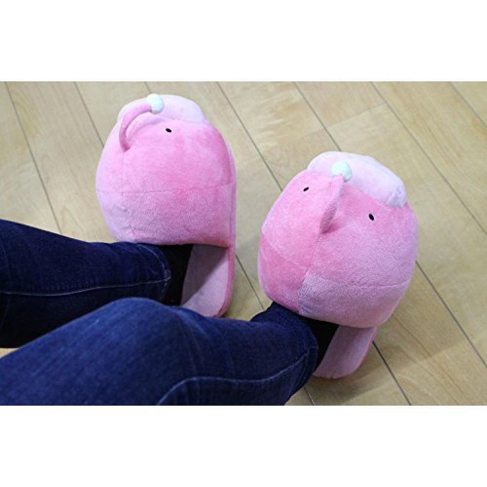 Girls & Panzer theater version Angler team stuffed slippers