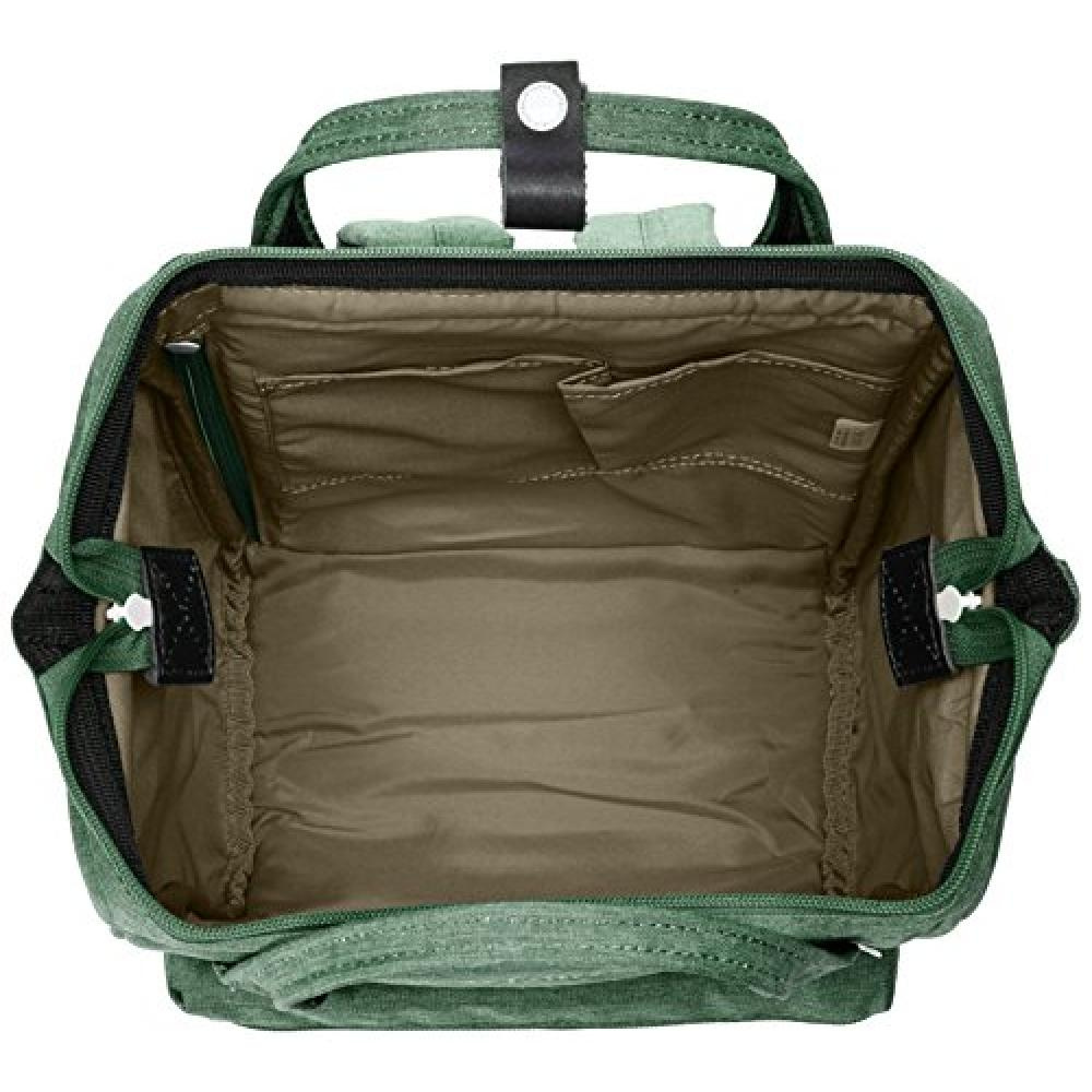 [Anero] Clutch Backpack SMALL MXC AT-B2264 Green One Size