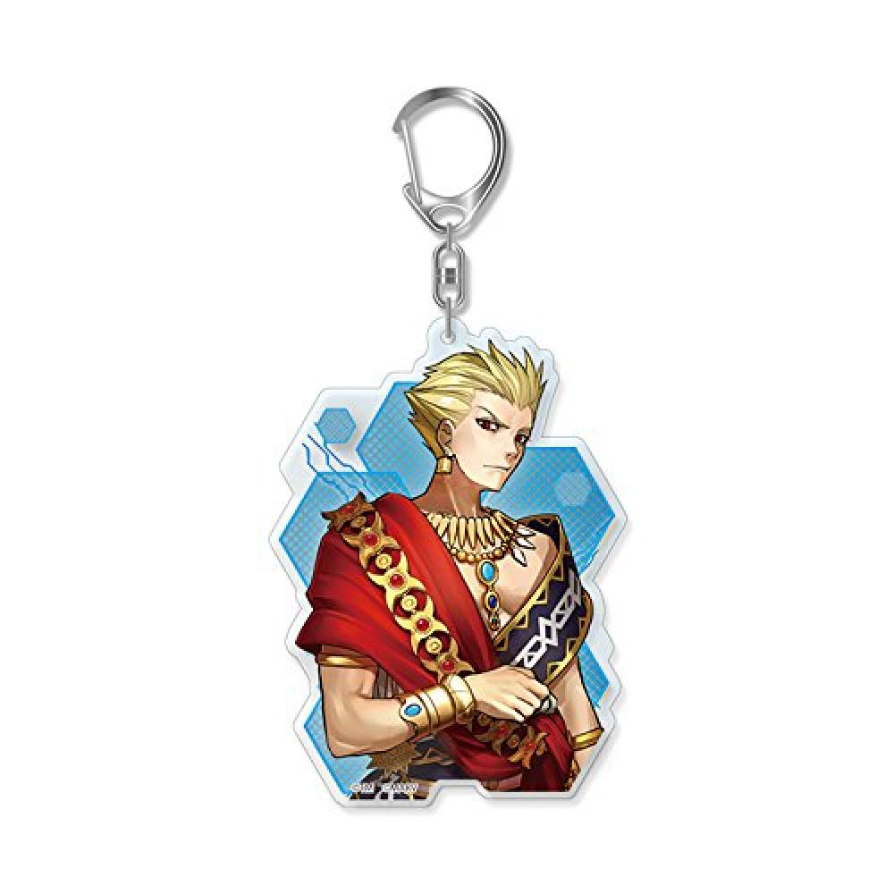 Fate / EXTELLA LINK acrylic Keychain vol.2 Gilgamesh