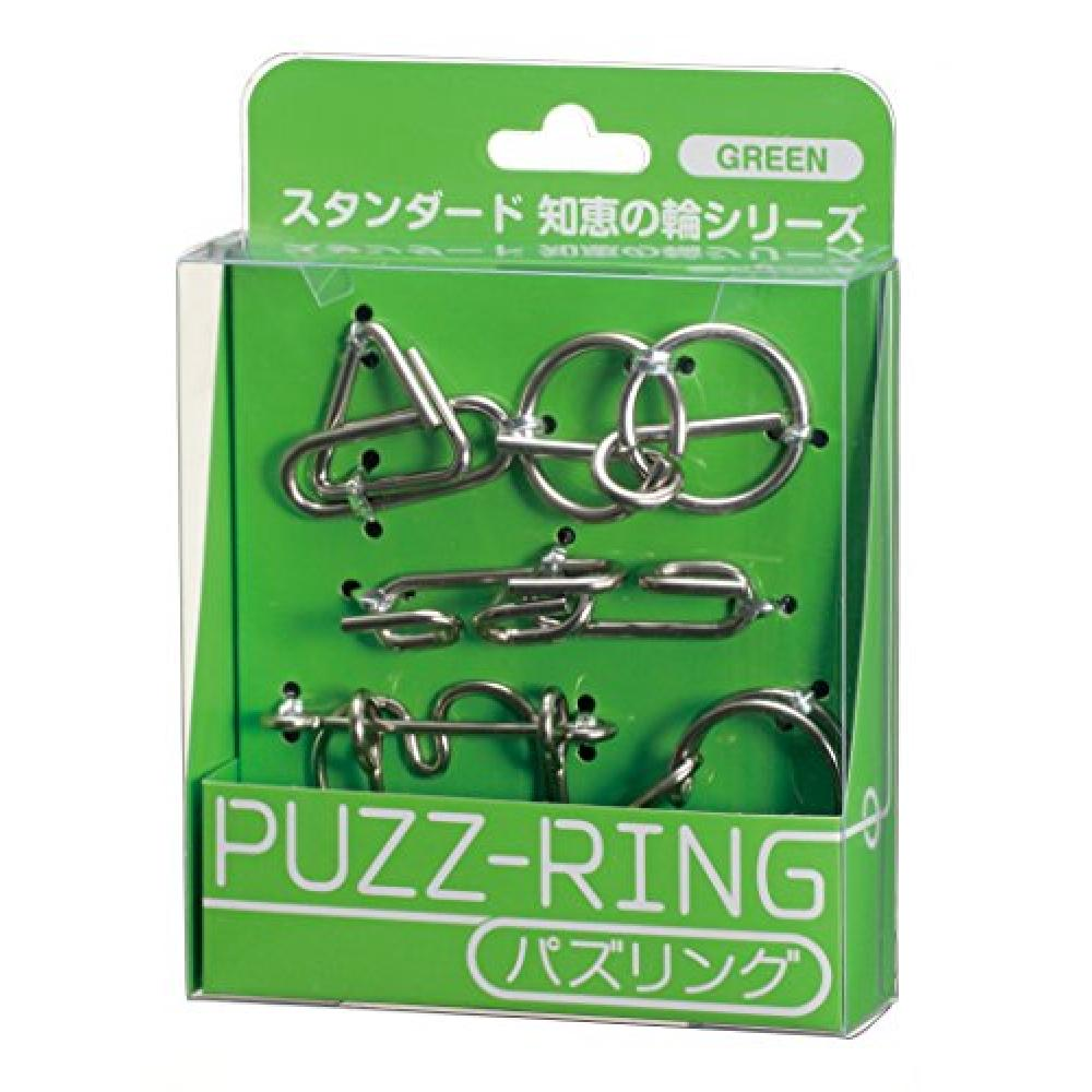 Puzzling GREEN