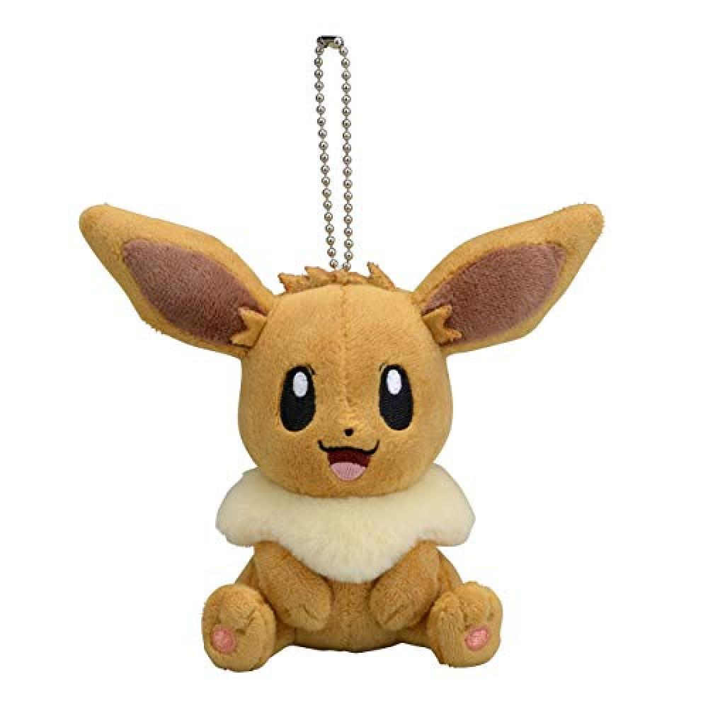 Pokemon Center Original mascot sit Eevee