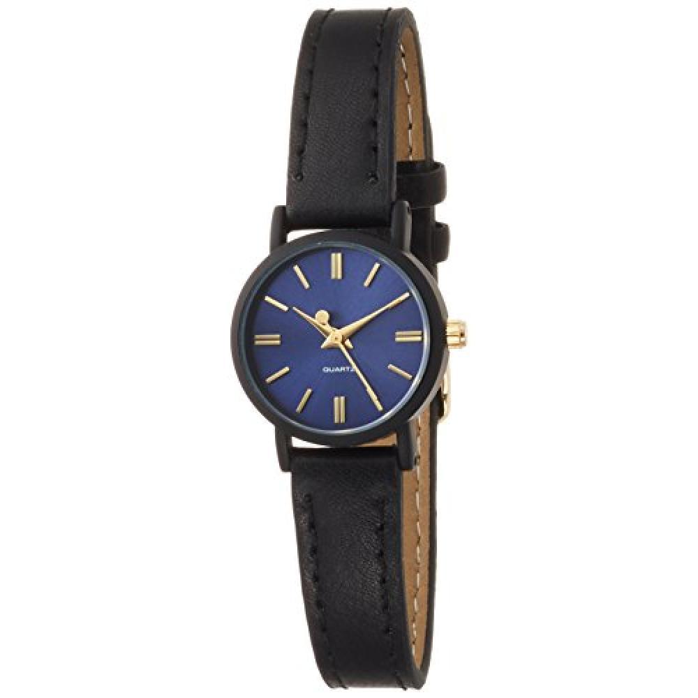 Fieldwork watch Fashion Watch Freddie analog leather belt S Blue DT136-4 Ladies