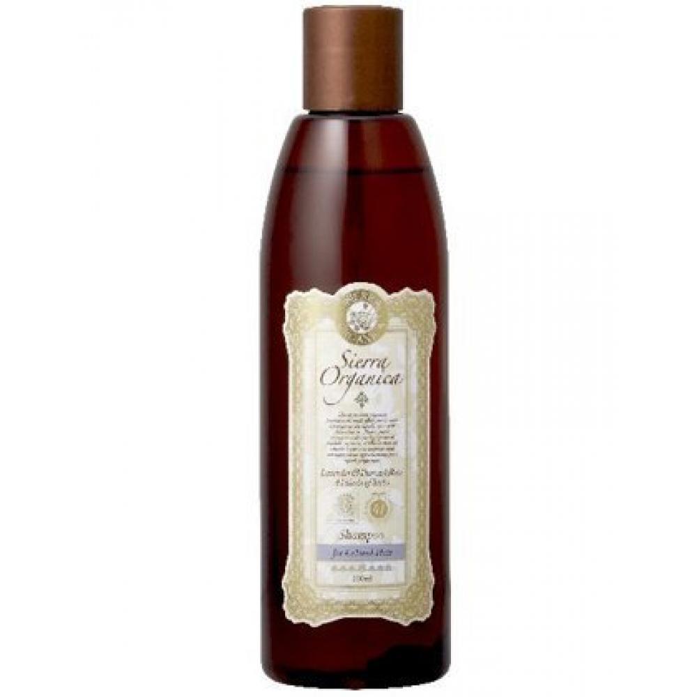 Sierra Organic L&D (Lavender & Damask Rose) Shampoo 250ml (For Colored Hair)
