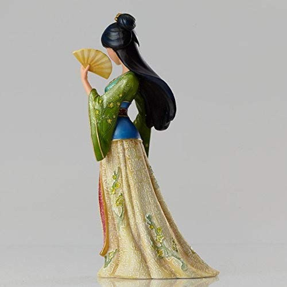 Enesco Disney Showcase Couture Defence Mulan Disney Figures