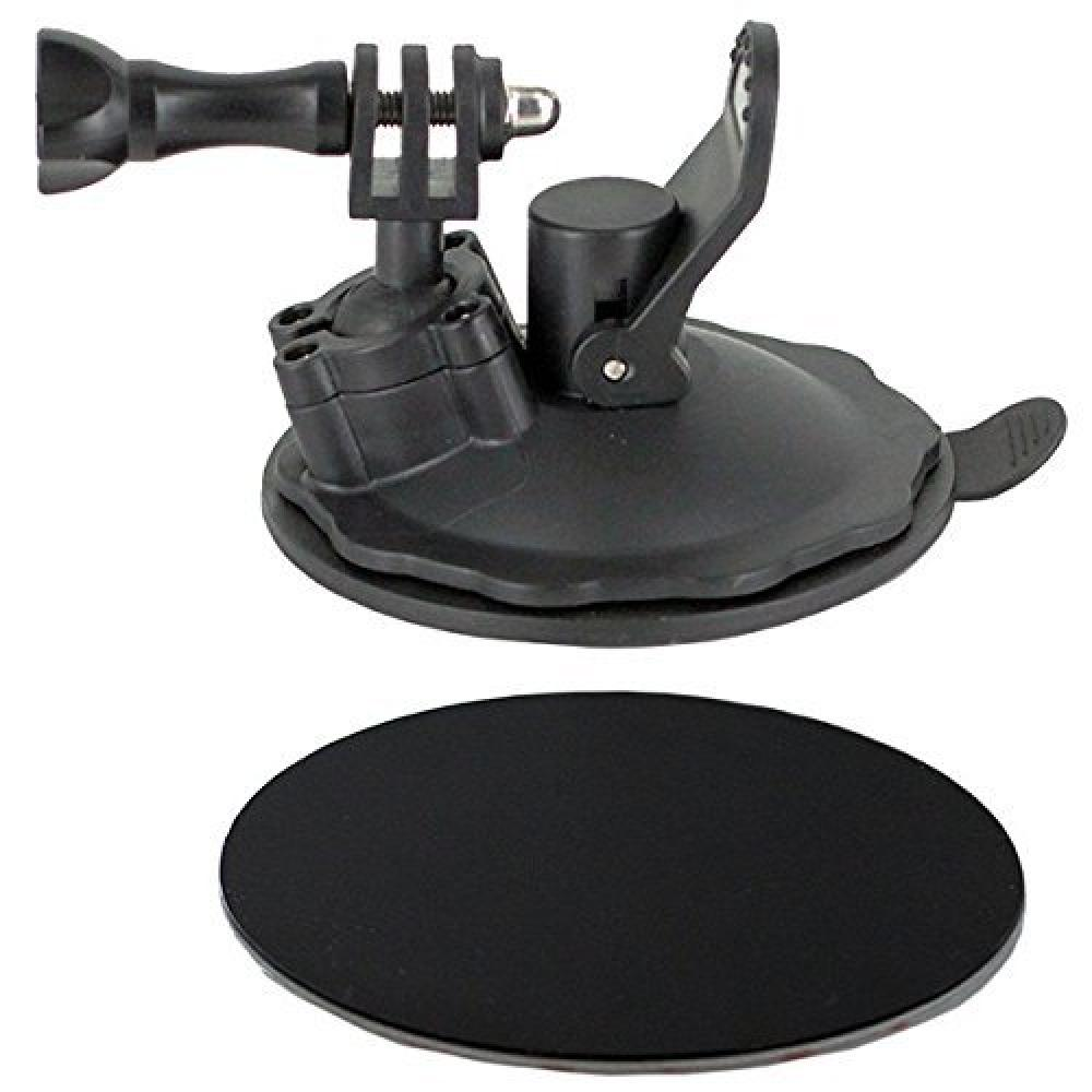 REC-MOUNTS short Suction cup mount type 2 gel material Short Suction Cup Mount for GoProHERO for the series [REC-B01G]