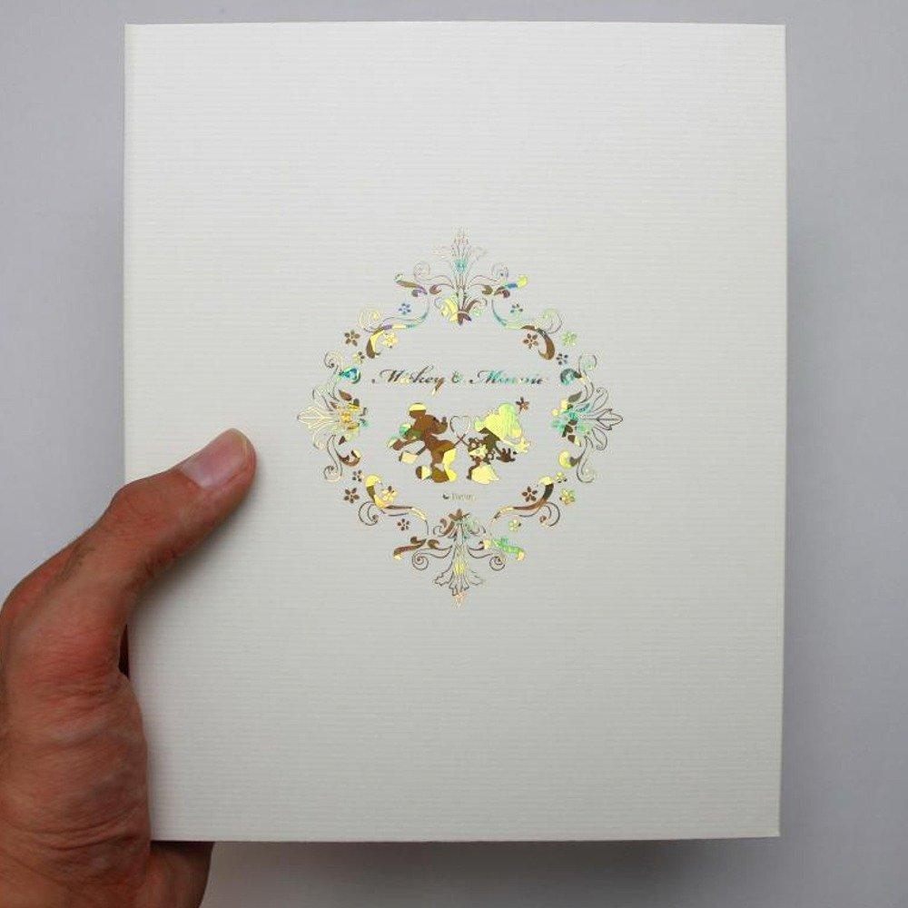 Maruai Mini Photo Album Mikki -& Mini- A-D1