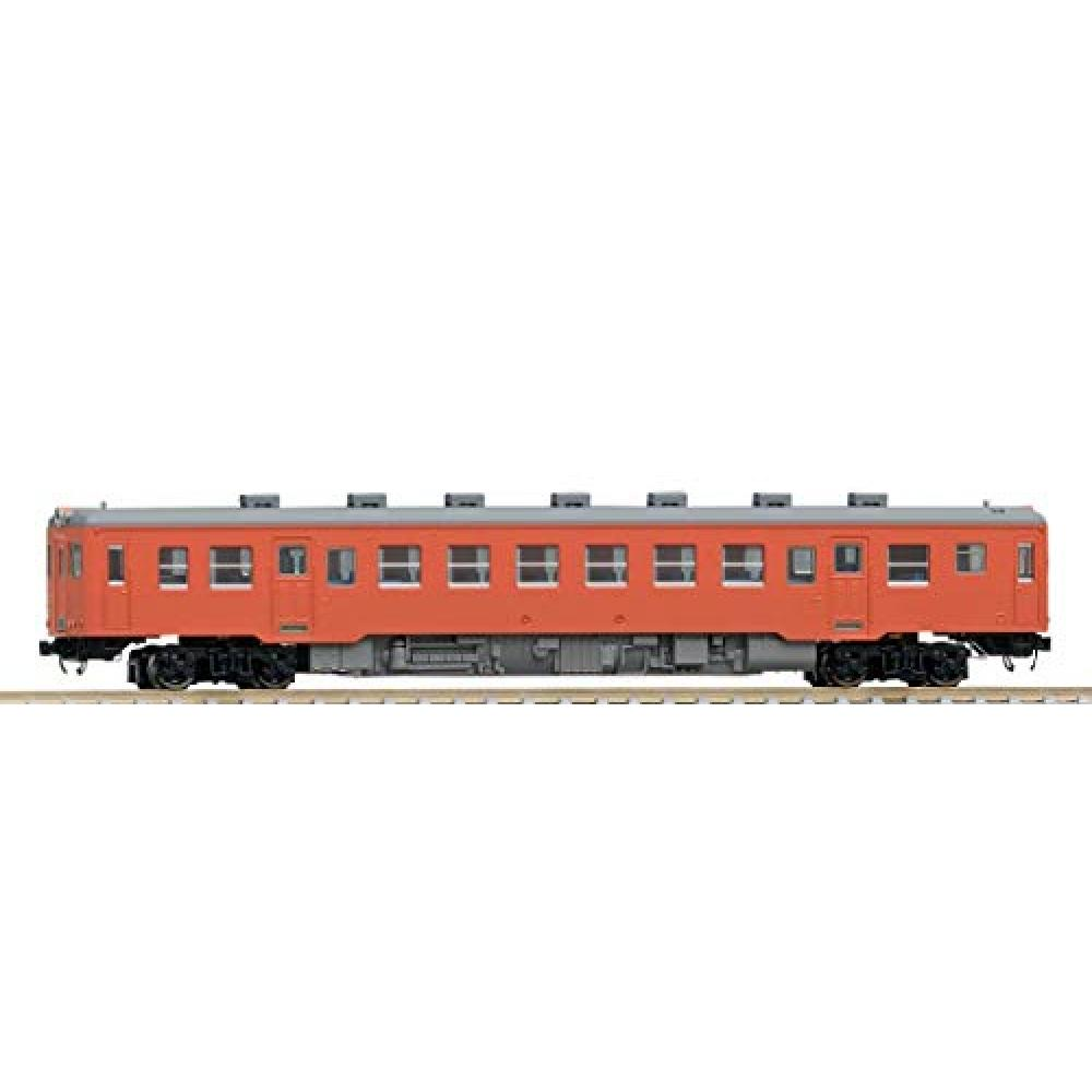 TOMIX N Scale Kiha 52-100 Metropolitan Area Color/Early Type M 9441 Model Train Diesel Car