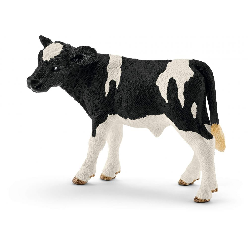 Schleich Farm World Holstein cow (calf) figure 13798