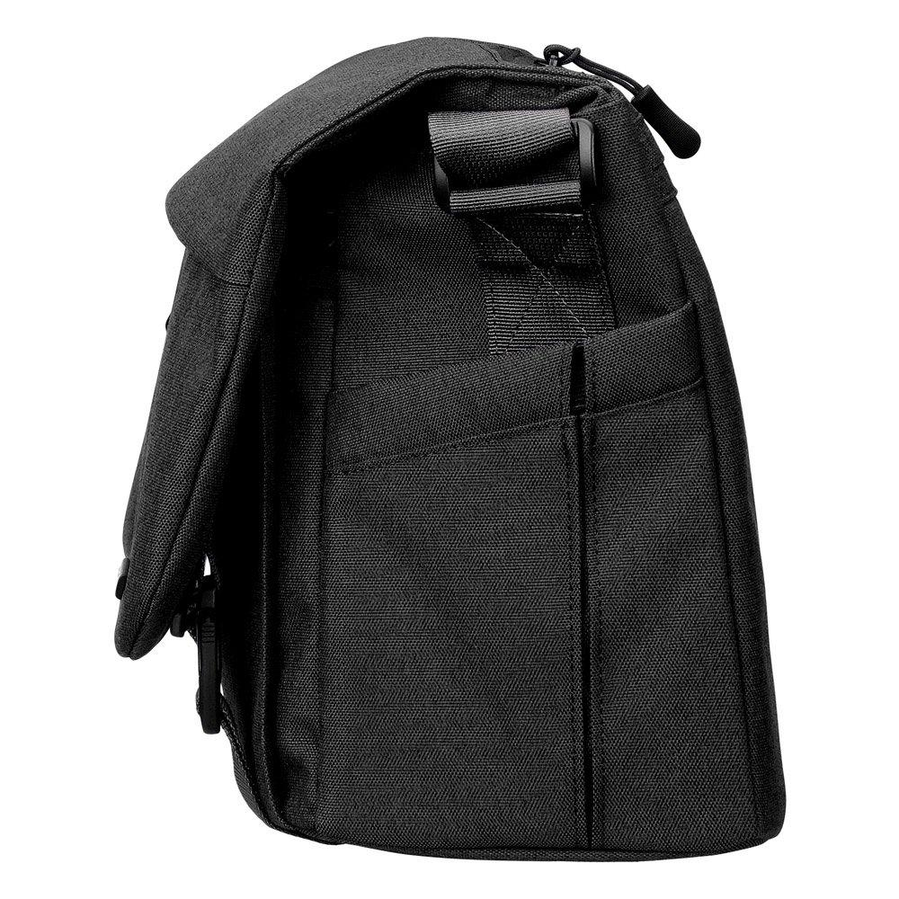 HAKUBA camera bag plus shell city 03 messenger 8.5LL black SP-CT03-MBLBK