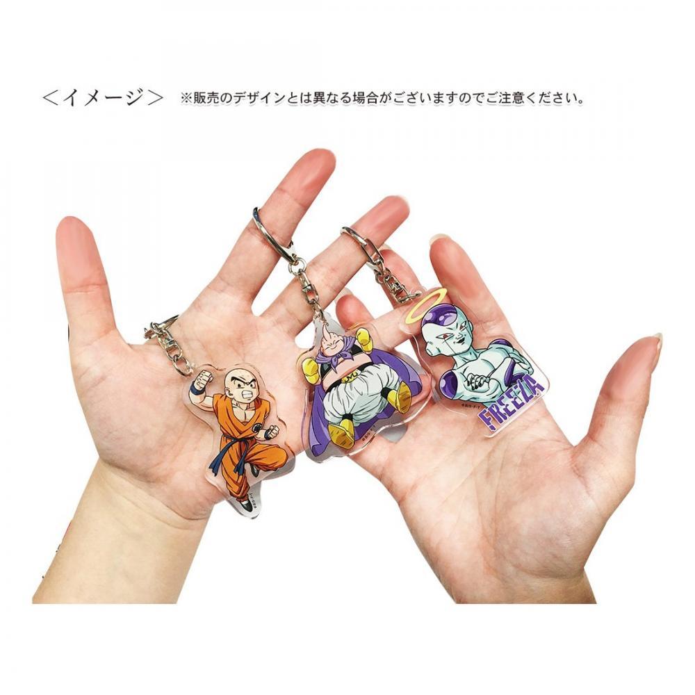 Dragon Ball super acrylic key chain freezer TEDB969