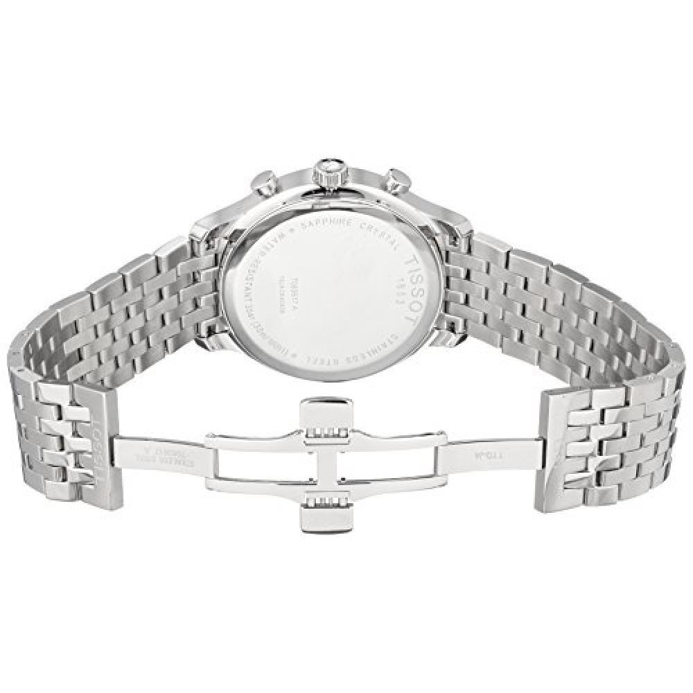 TISSOT watch Tradition anthracite dial bracelet T0636171106700 Men's